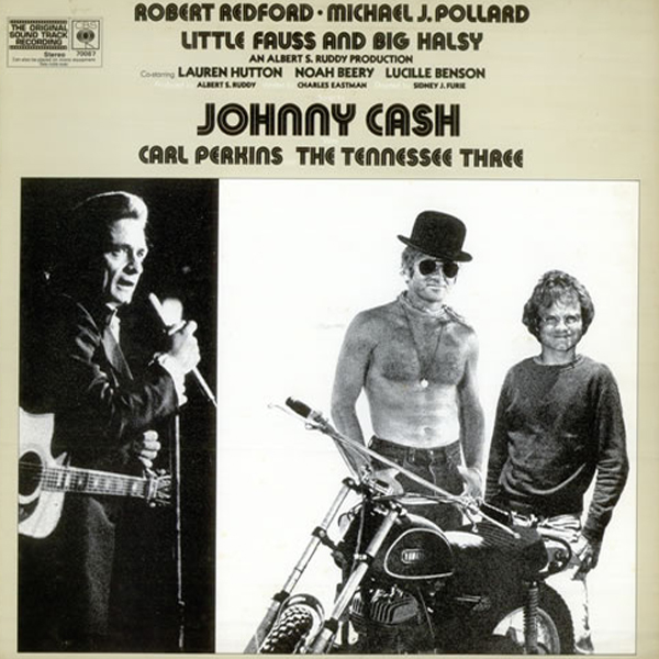 Johnny Cash - Little Fauss And Big Halsy