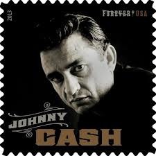 Johnny Cash to be Featured on US Postage Stamp